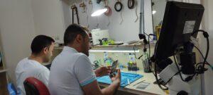 آموزش دوره تعمیر موبایل با مدرک فنی حرفه ای در اصفهان